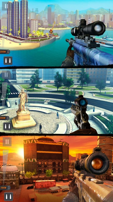 download Sniper 3D: Fun FPS Shooting apps 0
