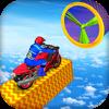 Noor Ain - Impossible Bike Racing Stunts artwork