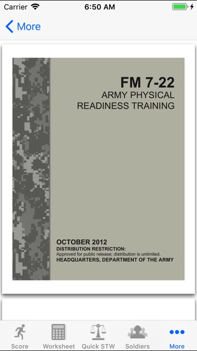download Army Fitness APFT Calculator apps 0