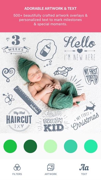 Baby Pics - Photo Editor Screenshot