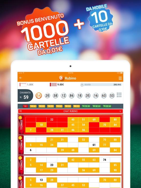 Bingo gioco digitale