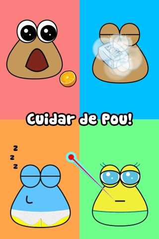 Pou screenshot 1