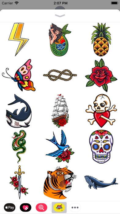 download Tattoos By MarcyMoji apps 0
