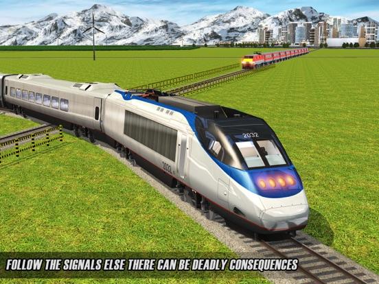 City Train Driving Adventure screenshot 8