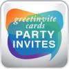 greetinvite-PARTY INVITES iPhone edition