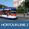 Hörtour Linie 3 - Vom Hauptbahnhof zur Ludwigshöhstraße
