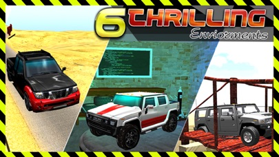 Extreme OffRoad Car Driving 3DСкриншоты 2