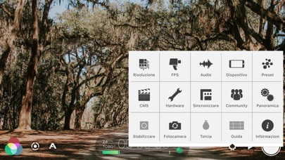 Screenshot of FiLMiC Pro1