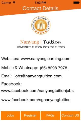 Nanyang Tuition screenshot 2
