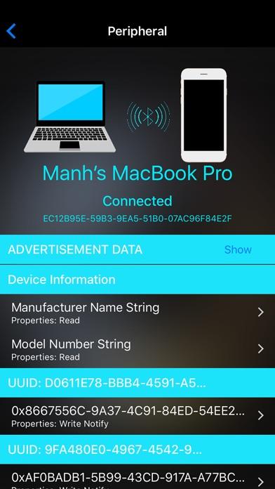 BT Notifier - Bluetooth Scanner Devices Screenshots