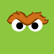 Oscar The Grouch Stickers app review