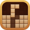 Wooden Puzzle Block