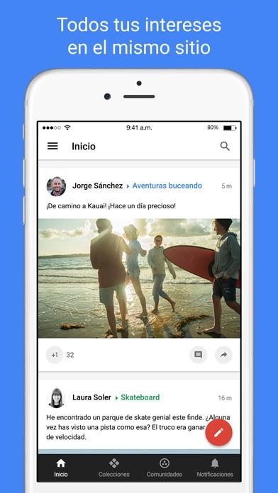 download Google+ apps 3