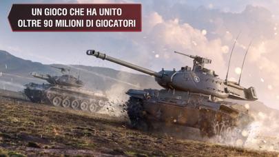 Screenshot of World of Tanks Blitz1