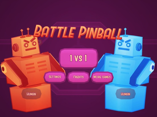 Screenshot 1 Battle Pinball