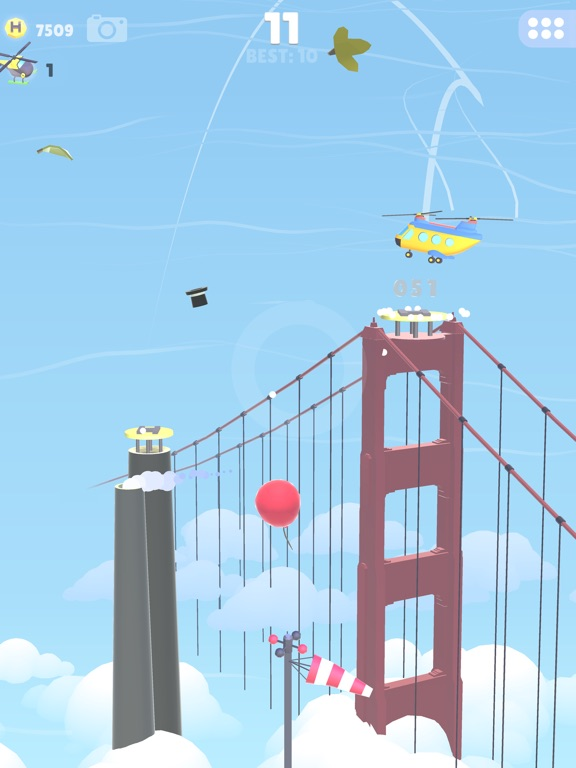 Screenshot 5 HeliHopper