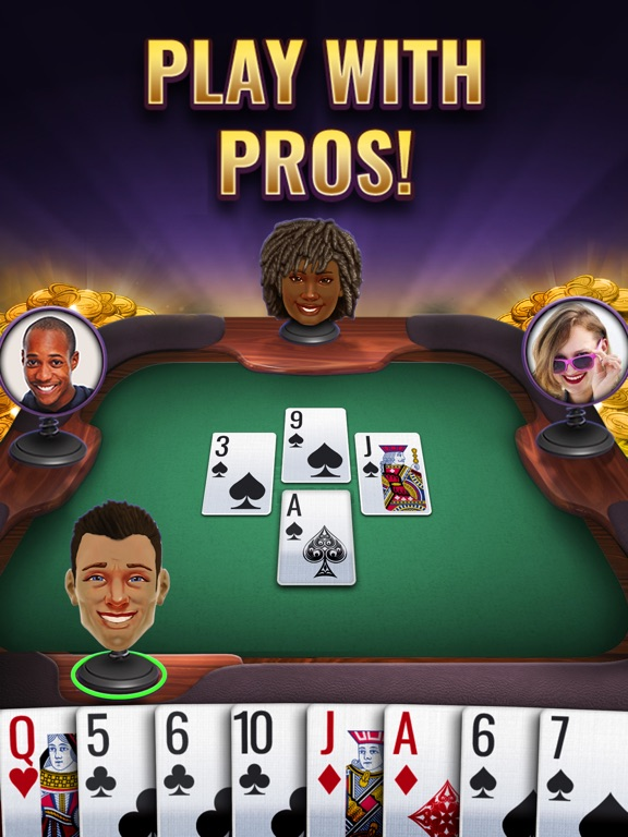 Spades Royale #1 Card Game для iPad