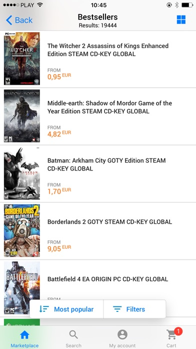 download G2A apps 2
