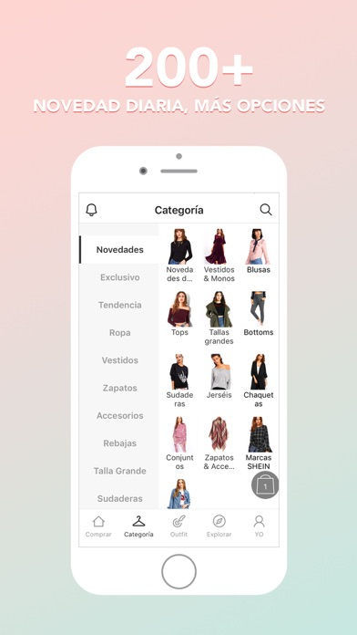 download SHEIN - De moda Shopping apps 2
