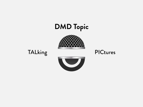 DMD Topic - Talking Pictures Screenshots