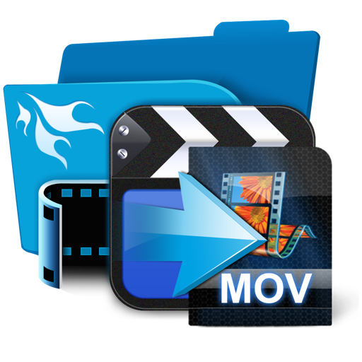 視頻轉換 Super MOV Converter for Mac
