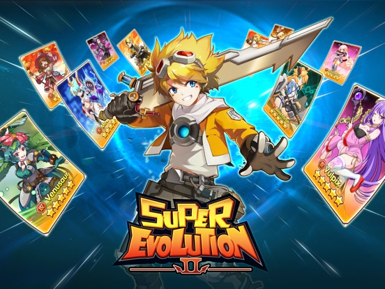 Super Evolution 2-ipad-0