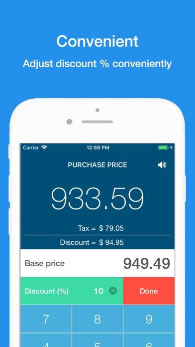 DiscountApp Screenshots