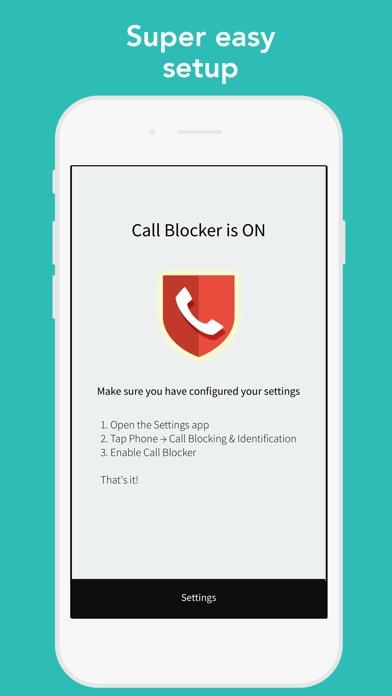 Block phone call , iphone phone blocker