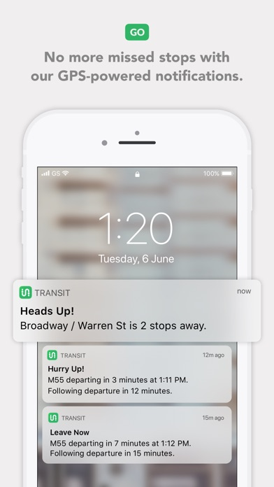 download Transit • Bus & Subway Times apps 2