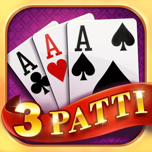 Teen Patti Flush: 3 Patti Gold iOS App