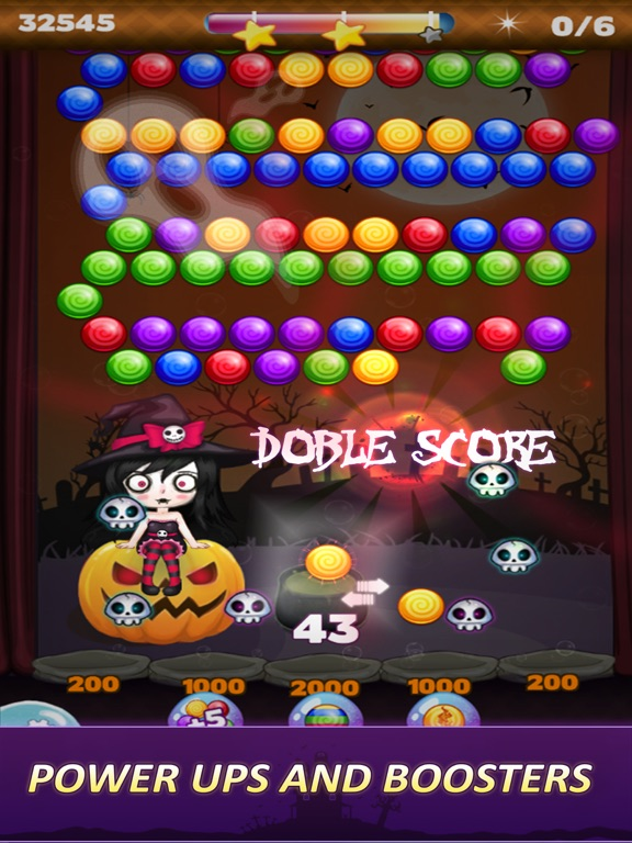 Halloween Games Witching Hour Скриншоты8