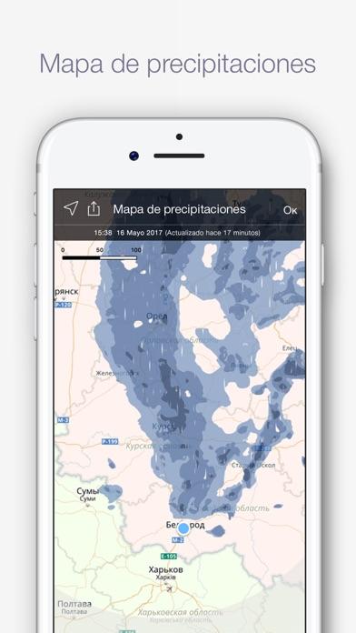 download Previsión del Tiempo iRocks apps 0