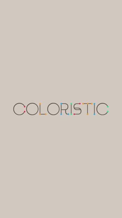 Coloristic iOS Screenshots