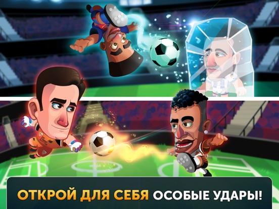 Скачать Head Soccer La Liga 2018
