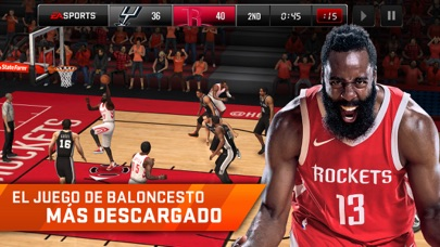 download NBA LIVE Mobile Baloncesto apps 2