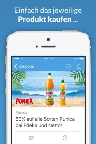 COUPIES Coupons im Supermarkt screenshot 2