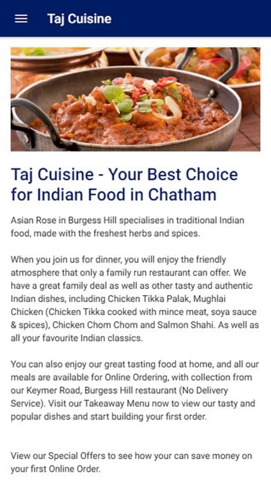 Thai Restaurant Chatham