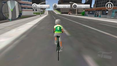 自転車交通レーシングライダーのスクリーンショット5