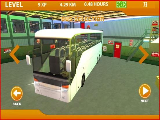 Тренер Bus Водитель 3d Скриншоты7
