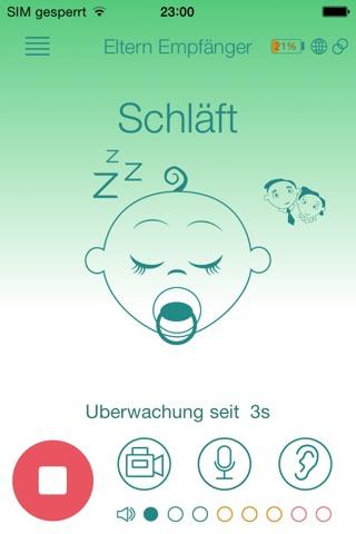 Baby Monitor Duo (VoIP) screenshot 1