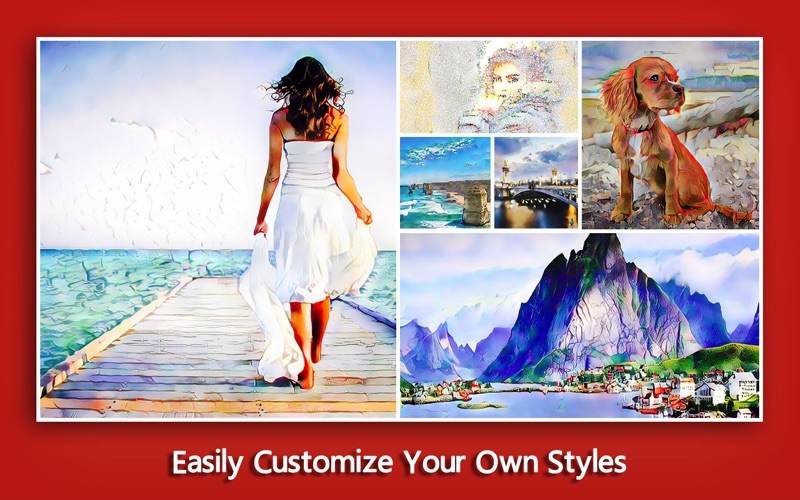 Photo Art Filters: DeepStyle Screenshots