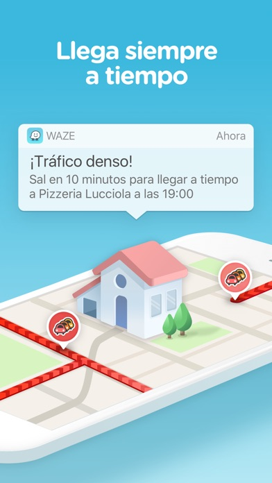 download Waze Navegación y Tráfico apps 1