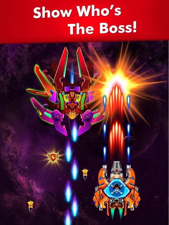 Скачать игру Galaxy Attack: Alien Shooter