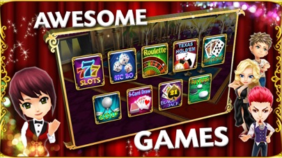 Image of Casino Resort – Slots & Poker for iPhone