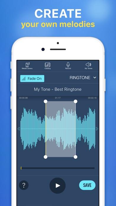 ringtones pour iphone