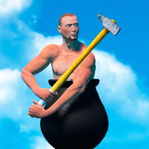 Getting Over It app for ipad