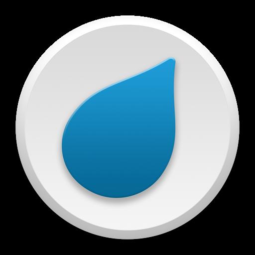 Dež / Slovenian Rain Radar for Mac