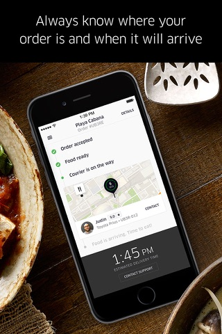 Uber Eats: Food Delivery screenshot 4