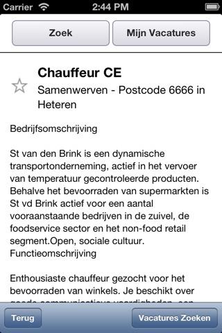 Indeed Job Search screenshot 3