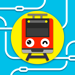 ツクレール for iPad - 子供向けの電車ゲーム